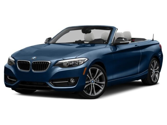 Certified Pre-owned 2016 BMW 228i xDrive Convertible For Sale in Santa Rosa, CA