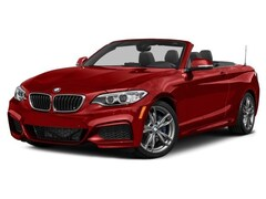 Pre-Owned 2016 BMW 2 Series M235i Convertible WA44727A near Rogers, AR