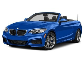 Used 2016 BMW 2 Series M235i Convertible
