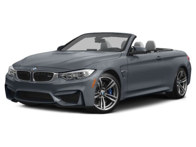 2016 BMW M4 Base Convertible