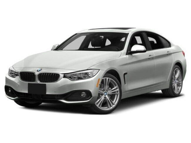 2016 Certified Used BMW 428i Gran Coupe XDrive W SULEV Alpine White