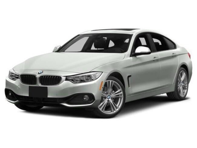 2016 BMW 4 Series 435i Sedan