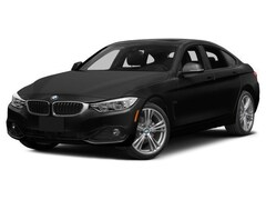 Certified Pre-Owned 2016 BMW 4 Series 435i Gran Coupe Hatchback 6764 Myrtle Beach South Carolia
