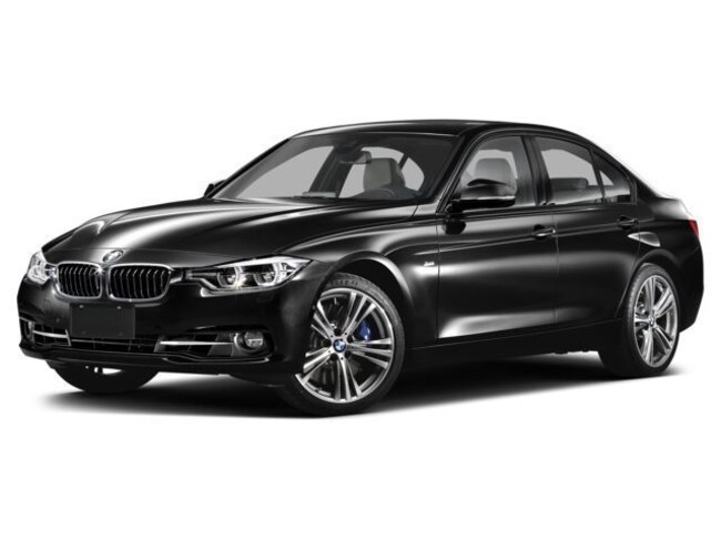 2016 BMW 340i xDrive Sedan