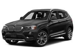 2016 BMW X3 sDrive28i SAV 5UXWZ7C52G0M83791