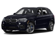 Pre-Owned 2016 BMW X5 M Base SUV for sale in Schaumburg, Illinois