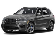 Used 2016 BMW X5 M SUV