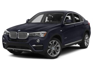 Used 2016 BMW X4 Sports Activity Coupe in Fairfax, VA