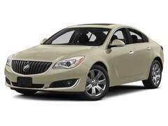 2016 Buick Regal Turbo FWD Sedan