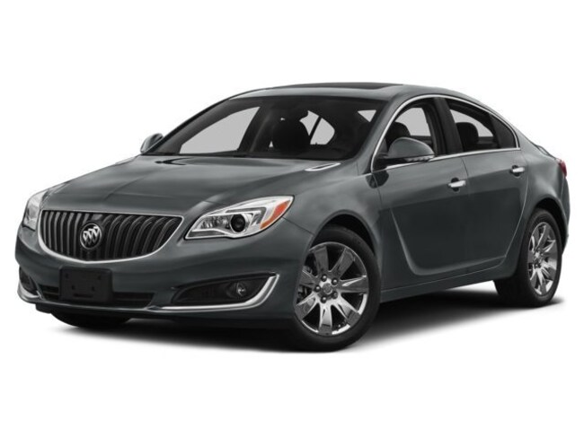 Used 2016 Buick Regal Turbo Sedan for Sale in Plymouth, IN at Auto Park Buick GMC