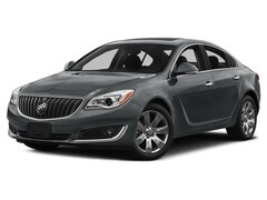 2016 Buick Regal Turbo Premium II Sedan