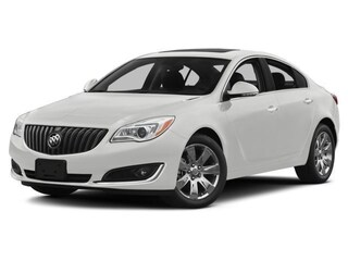 2016 Buick Regal 4dr Sdn Premium II AWD Car