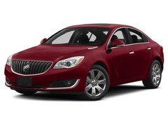 2016 Buick Regal Premium II Sedan
