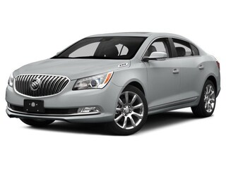 Used 2016 Buick LaCrosse Leather Sedan For Sale in Waterford, PA