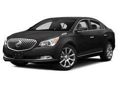 2016 Buick Lacrosse Leather Leather  Sedan