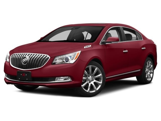 2016 Buick Lacrosse Leather 4dr Car