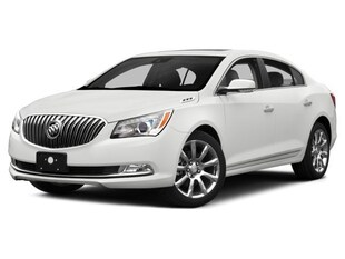 2016 Buick Lacrosse Leather Sedan