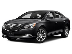 Certified Pre-Owned 2016 Buick LaCrosse Sport Touring Sedan 1G4G45G38GF219064 for sale in Port Clinton, OH