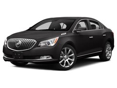 2016 Buick Lacrosse Leather Group Sedan