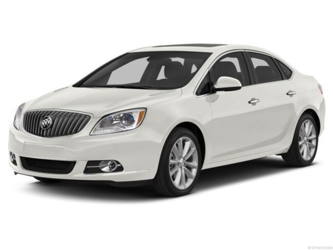 Used 2016 Buick Verano Sport Touring Group Sedan Riverhead