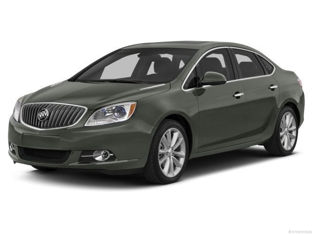 2016 Buick Verano Sport Touring Group Sedan