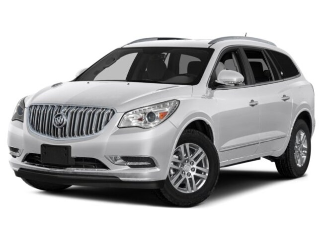Used 2016 Buick Enclave Convenience Group SUV For Sale Lucedale, MS