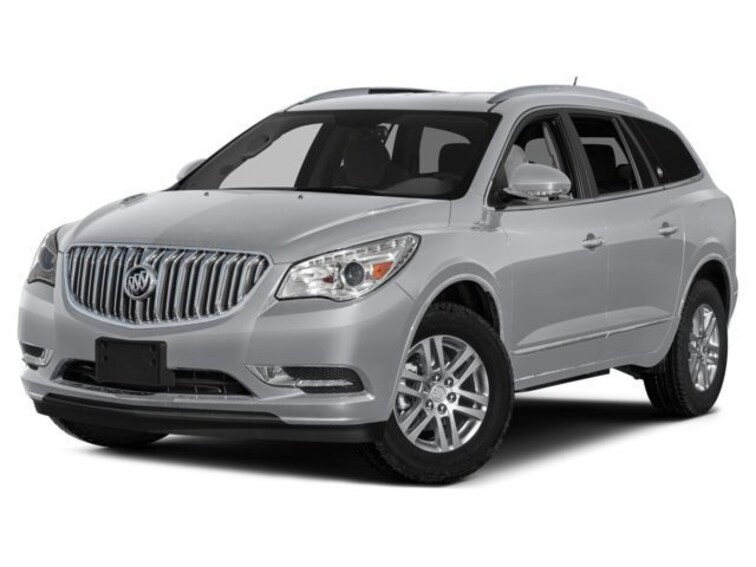 Used 2016 Buick Enclave Leather SUV in Potsdam, NY