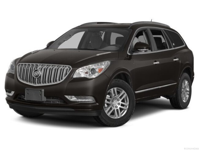Used 2016 Buick Enclave Leather Group SUV for sale in marshfield wi