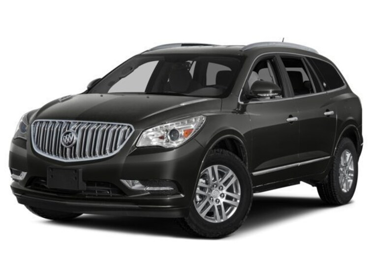 2016 Buick Enclave Leather AWD Leather  Crossover