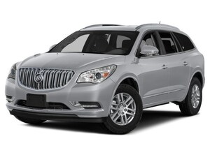 2016 Buick Enclave PREMIUM OFF LEASE 2ND ROW BUCKETS MOONROOF ALL WHEEL DRIVE