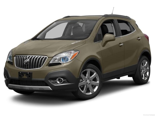 Bargain Used 2016 Buick Encore SUV under $15,000 for Sale in San Antonio