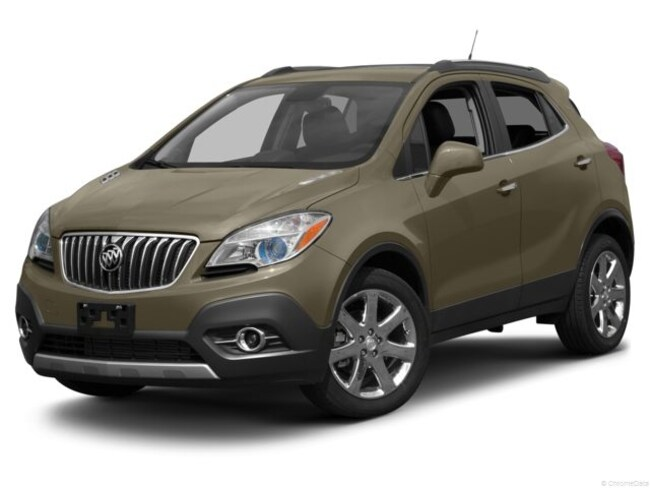 Used 2016 Buick Encore Base SUV KL4CJASB4GB625153 in Cathedral City