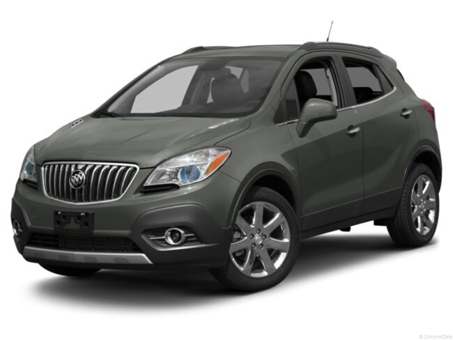 2016 Buick Encore FWD 4DR Base  Crossover