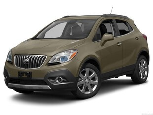 2016 Buick Encore Leather FWD  Leather