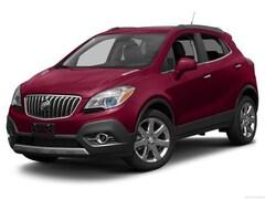 Bargain Used 2016 Buick Encore AWD AWD N11648A Flagstaff, AZ