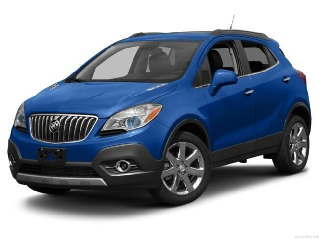 Used 2016 Buick Encore Base SUV for sale in marshfield wi