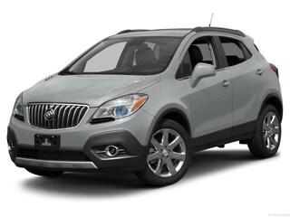 2016 Buick Encore Convenience SUV UM593364 KL4CJFSB2GB593364