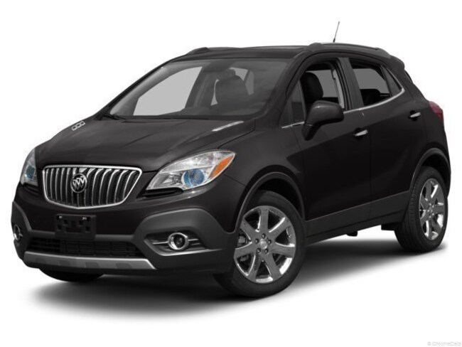 Used 2016 Buick Encore Leather AWD  Leather Steamboat Springs, CO