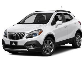 Used 2016 Buick Encore Leather SUV dealer in Milford DE - inventory