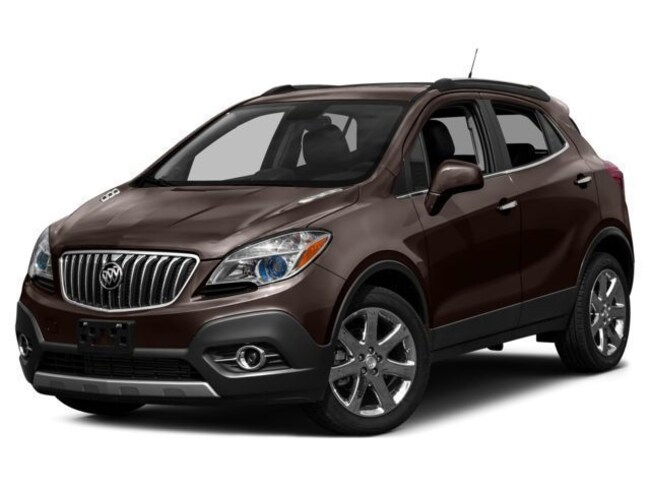 Used 2016 Buick Encore Leather SUV for Sale in Plymouth, IN at Auto Park Buick GMC