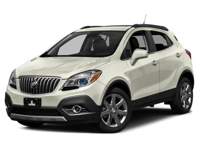 Used 2016 Buick Encore Premium SUV in Roswell NM
