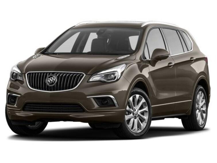 Used 2016 Buick Envision Premium II SUV In Huntington