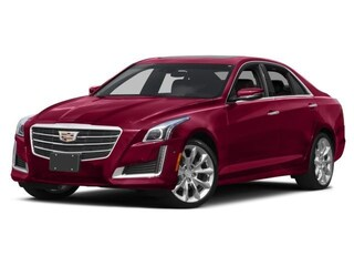 2016 Cadillac CTS 2.0L Turbo Performance Collection Sedan
