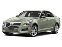 2016 Cadillac CTS 2.0L Turbo Performance Sedan