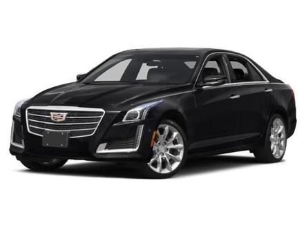 2016 Cadillac CTS 3.6L Premium Sedan