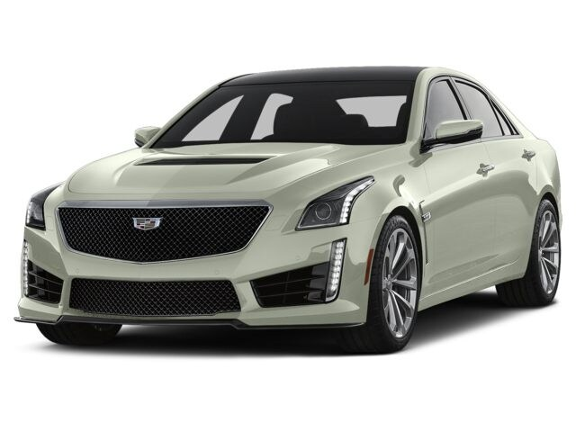 2016 CADILLAC CTS-V Base Sedan