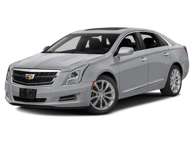 2016 Cadillac XTS 4dr Sdn Luxury Collection FWD Car
