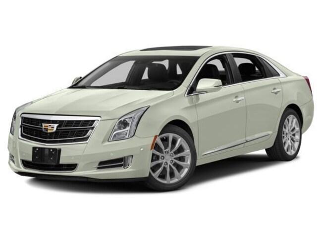2016 CADILLAC XTS Luxury Collection Sedan