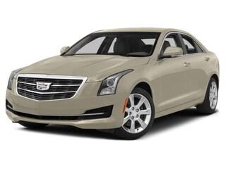 Used 2016 Cadillac ATS Sedan Standard RWD Sedan 1G6AA5RA1G0116217 Petaluma