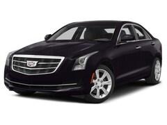 2016 Cadillac ATS Sedan Performance Collection AWD Sedan